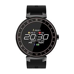 abordables Relojes Inteligentes-Reloj elegante para Android 4.4 / iOS Monitor de Pulso Cardiaco / Calorías Quemadas / Recordatorio de Mensajes / Control de Cámara / Control APP Podómetro / Recordatorio de Llamadas / Seguimiento del