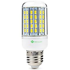 abordables Ampoules LED-SENCART 1pc 8W 1500 lm E14 GU10 E26/E27 B22 Ampoules Maïs LED T 96 diodes électroluminescentes SMD 5630 Décorative Blanc Chaud Blanc Froid