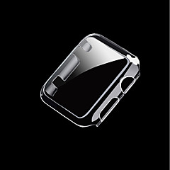 abordables Fundas para Apple Watch-Funda Para Apple Apple Watch Series 3 / 2 / 1 El plastico Apple