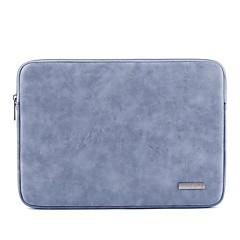 """preiswerte Laptop Taschen-PU-Leder Solide Laptop Tasche 13 """"Laptop"""