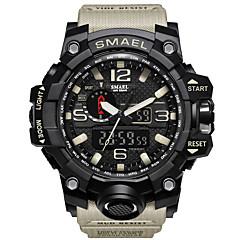 preiswerte Tolle Angebote auf Uhren-SMAEL Herrn digital Armbanduhr / Armband-Uhr / Militäruhr / Sportuhr Alarm / Kalender / Wasserdicht / Kreativ / Großes Ziffernblatt /