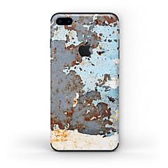 Χαμηλού Κόστους Αυτοκόλλητα για iPhone-1 τμχ Αυτοκόλλητο Καλύμματος για Προστασία από Γρατζουνιές Lolita Μοτίβο PVC iPhone 7 Plus