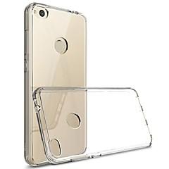 お買い得  Huawei Pシリーズケース/ カバー-ケース 用途 Huawei P10 Lite P10 クリア バックカバー 純色 ソフト TPU のために P10 Lite P10 Huawei P9 Lite Huawei P9 P8 Lite (2017) Huawei P8 Lite