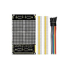 お買い得  ディスプレー-16×16無制限カスケーディング/ 12864互換インターフェース(arduino用)