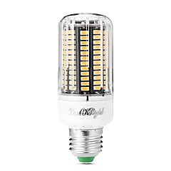 お買い得  LED 電球-YouOKLight 1個 8W 640lm E26 / E27 LEDコーン型電球 T 136 LEDビーズ SMD 5733 装飾用 温白色 110-130V