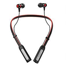 お買い得  ヘッドセット、ヘッドホン-S102 ネックバンド Bluetooth4.1 ヘッドホン 動的 Acryic / ポリエステル スポーツ&フィットネス イヤホン ステレオ ヘッドセット