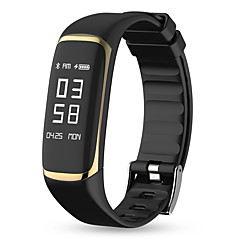 cheap Smart Electronics-P9 Electric Android iOS Bluetooth Smart Pedometer Fitness Tracker Activity Tracker Sedentary Reminder / 250-300