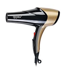 abordables Secador de Pelo-Factory OEM Secadoras de cabello for Hombre y mujer 220V Temperatura Ajustable Cola de cable de alimentación 360 ° giratoria Regulación