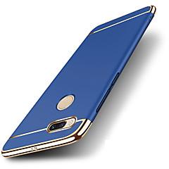 Недорогие Чехлы и кейсы для Xiaomi-Кейс для Назначение Xiaomi Mi 6X Mi 5X Покрытие Матовое Кейс на заднюю панель Однотонный Твердый ПК для Xiaomi Mi Note 2 Xiaomi Mi Mix 2