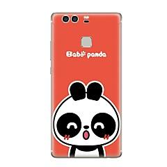 Χαμηλού Κόστους Νέες παραλαβές-tok Για Huawei P20 Pro P20 Με σχέδια Πίσω Κάλυμμα Κινούμενα σχέδια Μαλακή TPU για Huawei P20 lite Huawei P20 Pro Huawei P20 P10 Plus P10