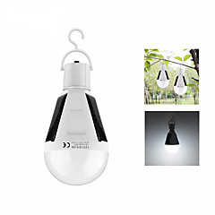 お買い得  ランタン&テント用ライト-12W ランタン&テントライト LED 1 照明モード パータブル / ライトウェイト キャンプ / ハイキング / ケイビング / 釣り ホワイト