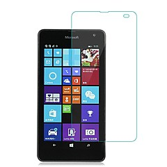 お買い得  Nokia 用スクリーンプロテクター-スクリーンプロテクター Nokia のために ノキアLumia 535 強化ガラス 1枚 スクリーンプロテクター 防爆 硬度9H