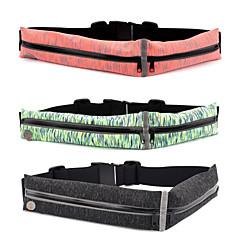 abordables Mochilas y Bolsas-Riñoneras - Ligero, Resistente a la lluvia, Multifuncional Al aire libre Yoga, Running Negro, Rojo, Verde