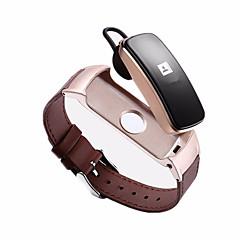 abordables Relojes Inteligentes-Reloj elegante STSB3PLUS para Android 4.3 y superior / iOS 7 y superior Monitor de Pulso Cardiaco / Medición de la Presión Sanguínea / Standby Largo / Pantalla Táctil / Resistente al Agua Podómetro