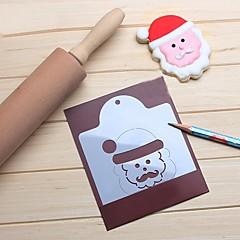 お買い得  ベイキング用品&ガジェット-ベークツール プラスチック クリエイティブ / クリスマス / DIY クッキー / チョコレート / ケーキのための ケーキ型 / クッキーカッター / デザートツール 1個
