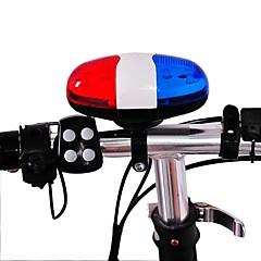 お買い得  ベル&ミラー&ロック-自転車用ベル アラーム, 耐久, 抗衝撃 バイク / 固定ギア プラスチック ブルー