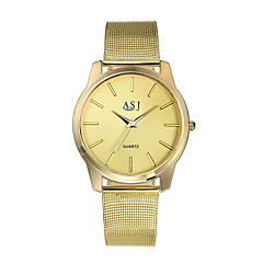 cheap Women's Watches-Women's Wrist Watch Chinese Casual Watch Alloy Band Luxury / Fashion Gold
