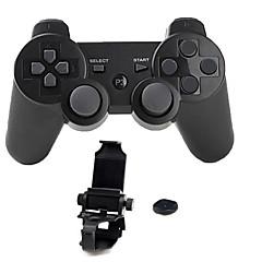 お買い得  PS3 用アクセサリー-ワイヤレス スタンドキット 用途 Sony PS3 、 Bluetooth パータブル スタンドキット ABS 1 pcs 単位