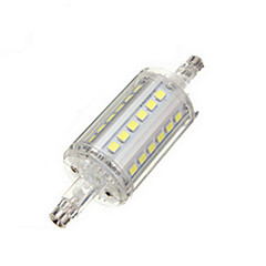 cheap LED Bulbs-1pc 5W 360lm R7S LED Corn Lights T 36 LED Beads SMD 2835 Warm White / White 85-265V