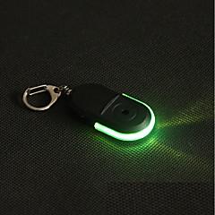 preiswerte Ausgefallene LED-Beleuchtung-whistle sound led-licht anti-verlorene alarm schlüsselfinder locator keychain