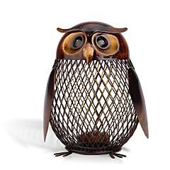 abordables Productos Anti-Estrés-Alcancia Búho Animales / Creativo / Exquisito Metal Adolescente / Niños Regalo
