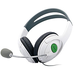 お買い得  Xbox 360 用アクセサリー-ケーブル ヘッドフォン 用途 Xbox 360 、 ヘッドフォン メタル / ABS 1 pcs 単位