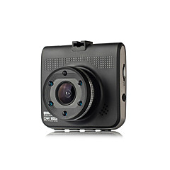 Недорогие Автоэлектроника-G12 1080p Ночное видение Автомобильный видеорегистратор 170° Широкий угол 2.2 дюймовый Капюшон с Циклическая запись / Автоматическое