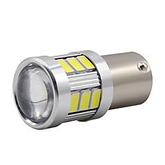 abordables Iluminación para Moto-SO.K 2pcs 1156 Motocicleta / Coche Bombillas 3 W SMD 5730 300 lm 18 LED Luz de Circulación Diurna / Luz de Intermitente / Motocicleta For Universal Todos los Años