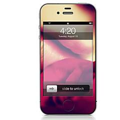Χαμηλού Κόστους Αυτοκόλλητα για iPhone-1 τμχ Αυτοκόλλητο Καλύμματος για Προστασία από Γρατζουνιές Lolita Μοτίβο PVC iPhone 4/4s