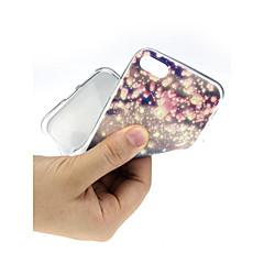 Недорогие Кейсы для iPhone 7 Plus-Кейс для Назначение Apple iPhone X / iPhone 7 Ультратонкий / С узором / Милый Кейс на заднюю панель Пейзаж Мягкий ТПУ для iPhone X /