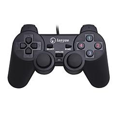 preiswerte Zubehör für Computerspiele-L-300S Mit Kabel Game-Controller Für PC . Vibration Game-Controller ABS 1 pcs Einheit