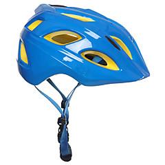 abordables Cascos-Niños Casco de bicicleta 17 Ventoleras CE Resistente a Golpes, Peso ligero, Ventilación EPS Deportes Ciclismo / Bicicleta / Camping - Fucsia / Verde / Azul
