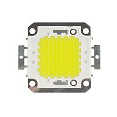olcso Nagy teljesítményű LED-zdm ™ diy 100w 7900-8000lm 3000ma 6000-6500k hűvös, fehér fény integrált LED modul (32-36v)