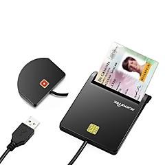 お買い得  メモリカード-Rocketek SIMカード USB 2.0 カード読み取り装置 PC、ノートブックやラップトップ クレジットカード