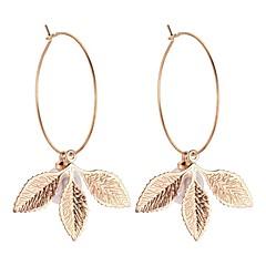 preiswerte Ohrringe-Damen Skulptur Tropfen-Ohrringe - Künstliche Perle Modisch Gold Für Alltag / Ausgehen