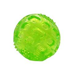 お買い得  猫用おもちゃ-ボール型 / 訓練 / きしむおもちゃ ペットフレンドリー / 抗菌 / 防爆 その他の材料 用途 犬用