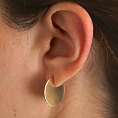 preiswerte Ohrringe-Damen Ohrstecker - S925 Sterling Silber Punk, Europäisch Gold / Silber Für Alltag Party Verabredung