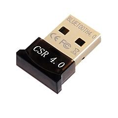 abordables Kit de Bluetooth/Manos Libres para Coche-adaptador usb bluetooth adaptador csr 4.0 usb dongle adaptador inalámbrico de transferencia inalámbrica