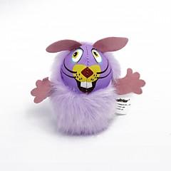 お買い得  猫用おもちゃ-キャットニップ / インタラクティブ / ぬいぐるみ ペットフレンドリー / 漫画玩具 プラッシュ 用途 猫用