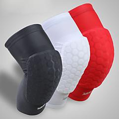 abordables Protecciones para Deporte-Rodillera para Baloncesto / Bicicleta / Running Hombre Resistente a Golpes Deportes Lycra Spandex 1 pieza Blanco / Negro / Rojo