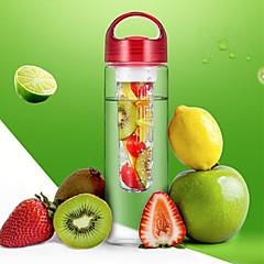 abordables Tazas y vasos-Vasos Plásticos Botellas de Agua / Vaso / Botella de la coctelera Portátil / Flotante / Don novio 1 pcs