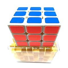 preiswerte Magischer Würfel-Zauberwürfel yuxin Scramble-Würfel / Floppy-Würfel 3*3*3 Glatte Geschwindigkeits-Würfel Rubiks Würfel Puzzle-Würfel Büro Schreibtisch Spielzeug Geschenk Alles