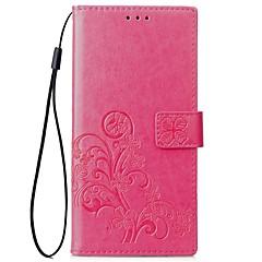 Недорогие Чехлы и кейсы для Xiaomi-Кейс для Назначение Xiaomi Redmi S2 / Mi 8 Explorer Кошелек / Бумажник для карт / со стендом Чехол Мандала / Бабочка Твердый Кожа PU для Xiaomi Redmi Note 5 Pro / Xiaomi Mi 8 SE / Xiaomi Mi 6X(Mi A2)