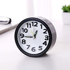 お買い得  クロック-目覚まし時計 ハンズ プラスチック クォーツ 1 pcs
