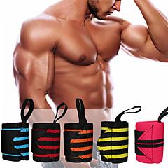abordables Accesorios para Fitness-Cintas para las muñecas Con 1 pcs Nailon Ajustable, Eslático, Sujeción para la muñeca Transpirable, Resistencia al desgaste por Ejercicio y Fitness / Gimnasia / Rutina de ejercicio muñeca Hombre