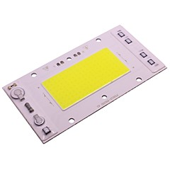 abordables Accesorios LED-1pc COB Luminoso Chip LED Aluminio para DIY Proyector de luz de inundación LED 30 W