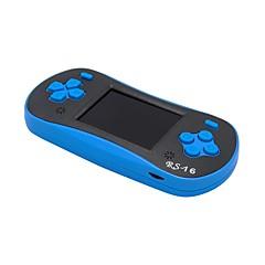 abordables Videoconsolas-RS-16 Consola de juego Construido en 260 pcs Juegos 2.5 pulgada pulgada Portátil / Cool