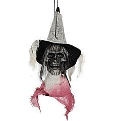 abordables Decoración del Hogar-Decoraciones de vacaciones Decoraciones de Halloween Entretenimiento de Halloween Decorativa / Cool Gris 1pc