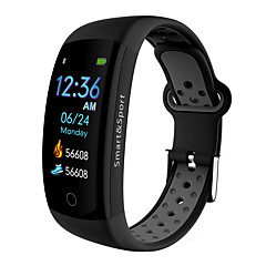 cheap -Smart Bracelet Smartwatch Q6-PRO for Android iOS Bluetooth Waterproof Heart Rate Monitor Blood Pressure Measurement Calories Burned Exercise Record Stopwatch Pedometer Call Reminder Sleep Tracker