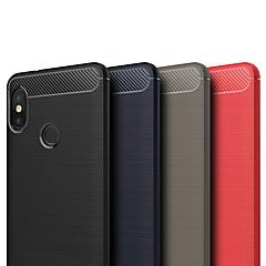 Недорогие Чехлы и кейсы для Xiaomi-asling case для xiaomi redmi примечание 5 pro матовая задняя крышка твердая цветная мягкая tpu для xiaomi redmi примечание 5 pro / xiaomi redmi примечание 5